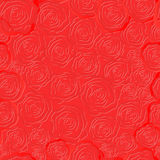 Red pattern Royalty Free Stock Image
