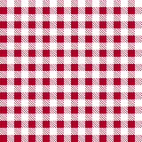 Red patterns tablecloths stylish a illustration design. Geometrical traditional ornament for fashion textile, cloth, backgrounds. Royalty Free Stock Image