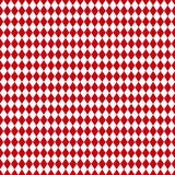 Red patterns tablecloths stylish a illustration design. Geometrical traditional ornament for fashion textile, cloth, backgrounds. Stock Photos