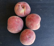 Red peach Royalty Free Stock Photo