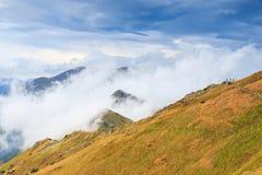Red Peaks, Tatra Mountains Royalty Free Stock Photos