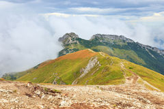 Red Peaks, Tatra Mountains Stock Photography