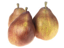 Red Pears Royalty Free Stock Image