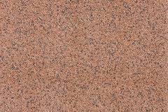 Red pebble stone tile surface background. Royalty Free Stock Image