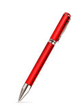 Red pen Stock Images