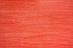 Red pencil drawings. On white paper background texture stock photos