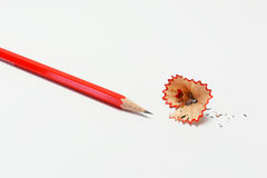 Red pencils Royalty Free Stock Photo