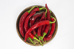 Red pepper close up Royalty Free Stock Photography