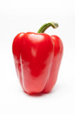 Red pepper isolated on white Stock Images