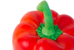 Red Pepper Macro Royalty Free Stock Image