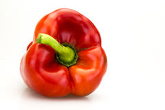 Red pepper. Organic from Sicily Royalty Free Stock Images