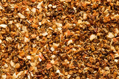 Red pepper and other spices Stock Images