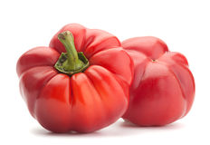 Red pepper vegetable royalty free stock images