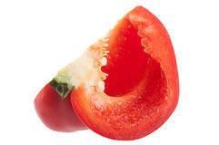 Red pepper vegetable royalty free stock photography