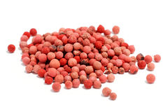 Red peppercorn Royalty Free Stock Photography