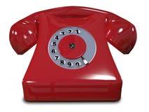 Red phone Stock Photos