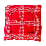 Red pillow Stock Images
