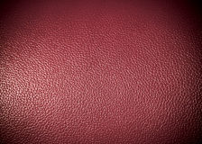 Red pink leatherette Surface texture as background grung texture Royalty Free Stock Photos
