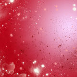 Red and pink light holiday background Royalty Free Stock Photos