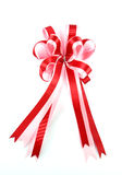 Red and pink ribbon Stock Photos