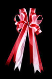 Red and pink ribbon Stock Photo