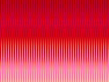 Red pink sharp waves Stock Photography