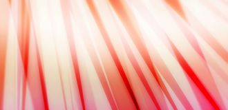 Red pink and white background with diagonal candy cane color stripes stock photo