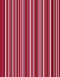 Red Pinstripe Background Stock Photography