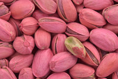 Red pistachio Royalty Free Stock Photo