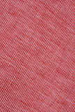 Red place mat close up Royalty Free Stock Photos