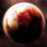 Red Planet Stock Photography