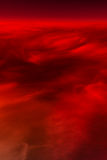 Red planet atmosphere. Vertical picture of clouds on the red planet Stock Image