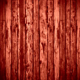 Red planks background Royalty Free Stock Photo