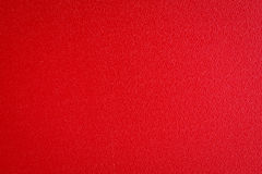 Red plastic board Royalty Free Stock Photography