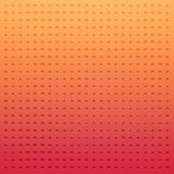 Red plastic Dotted cartoon background Stock Photos