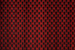 Red plastic mats pattern. Red plastic woven mats pattern background, Texture, Closeup, Thailand Stock Photos