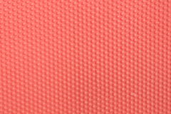 Red plastic texture. Stock Images
