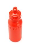 Red plastic water container Royalty Free Stock Photos