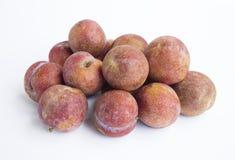 Red plum fruit. Of Vietnam Stock Photography