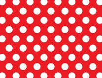 Free Red Polka Dots Stock Photo - 151026030