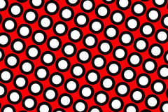 Free Red Polka Dots Background Royalty Free Stock Image - 4494376