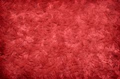 Red polyester background Royalty Free Stock Photos