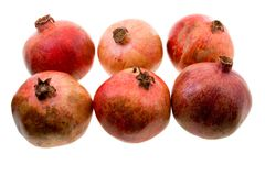 Red pomegranate Royalty Free Stock Photography