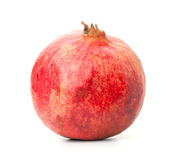 Red pomegranate fruit Stock Images