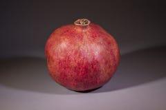 Red Pomegranate Stock Photos