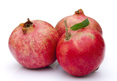 Red Pomegranate Fruits Royalty Free Stock Images