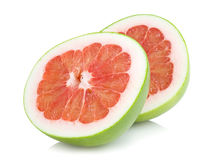 Red pomelo Royalty Free Stock Images