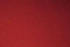 Red pool billiards cloth color texture close up Stock Photography