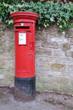 Red Post Box Stock Photos