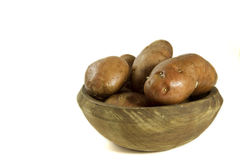 Red Potato Royalty Free Stock Image